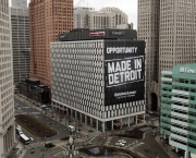USA-DETROIT/DOWNTOWN