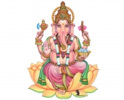 Lord-Ganesha-White-Background