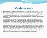 Movimento Literário Modernista (6)