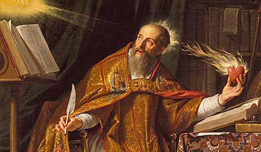 Resultado de imagem para santo agostinho a dança