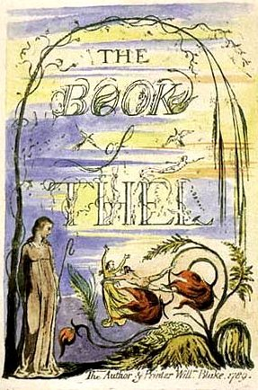 The Book of Thel - William Blake