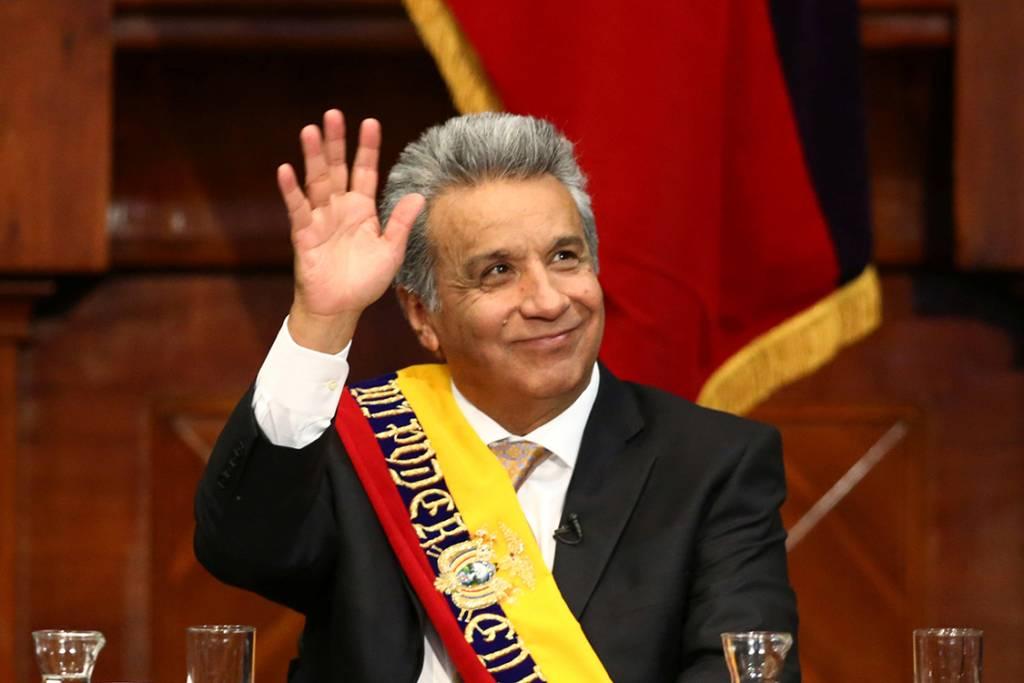Lenín Moreno, Presidente Atual do Equador
